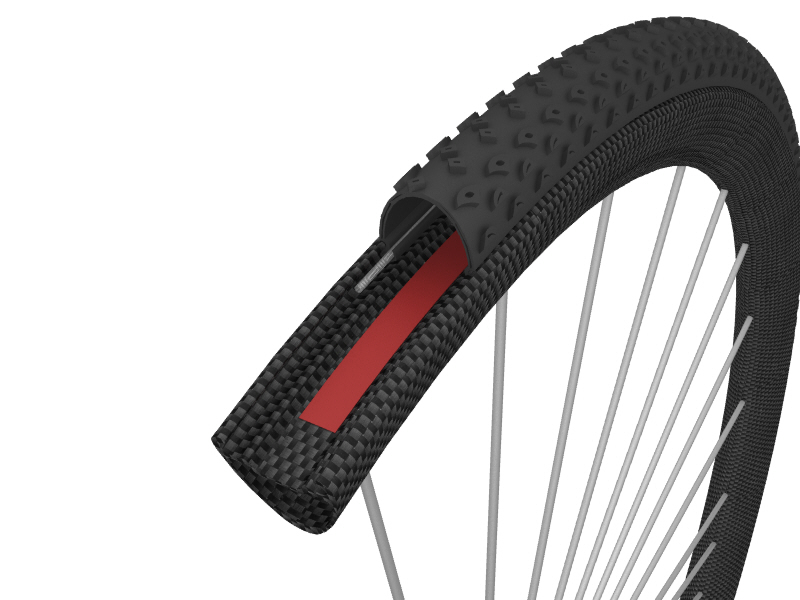 FLAP TUBELESS